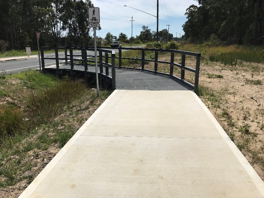 Camden Haven Shared Paths Image 1