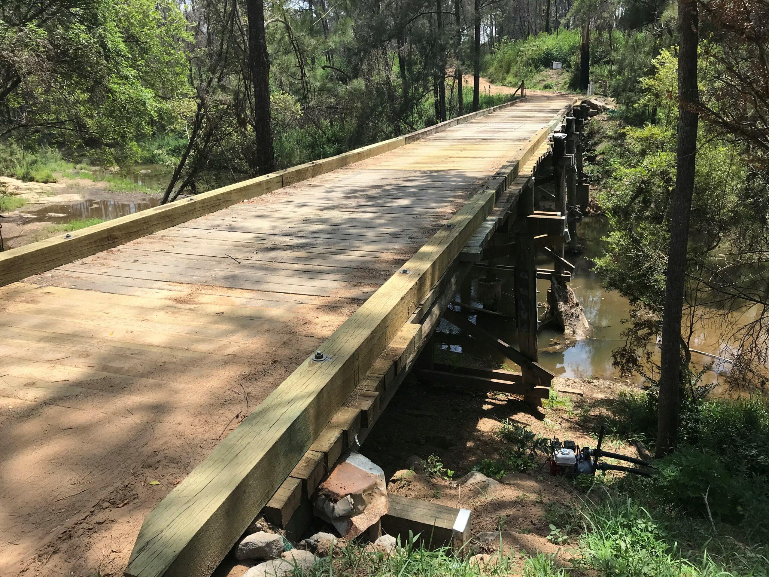 Skel Price Bridge Repairs